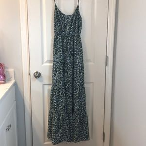 Micheal Kors maxi Floral dress Petite small
